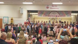 Belair ES graduating class 2018