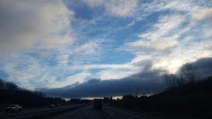 Day 6 - Finally...blue skies!