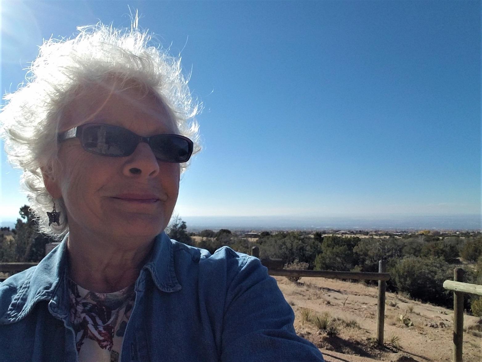 My last visit to Elana Gallegos picnic area in the Sandia Mtns.